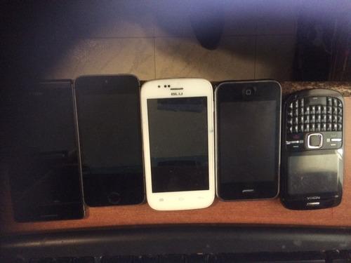 vendo lotes de celulares para respuestos