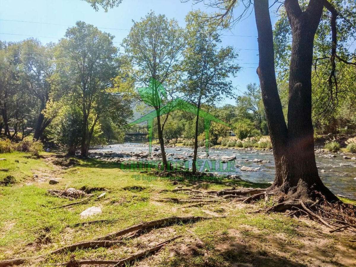 vendo lotes en santa rosa de calamuchita frente al río!