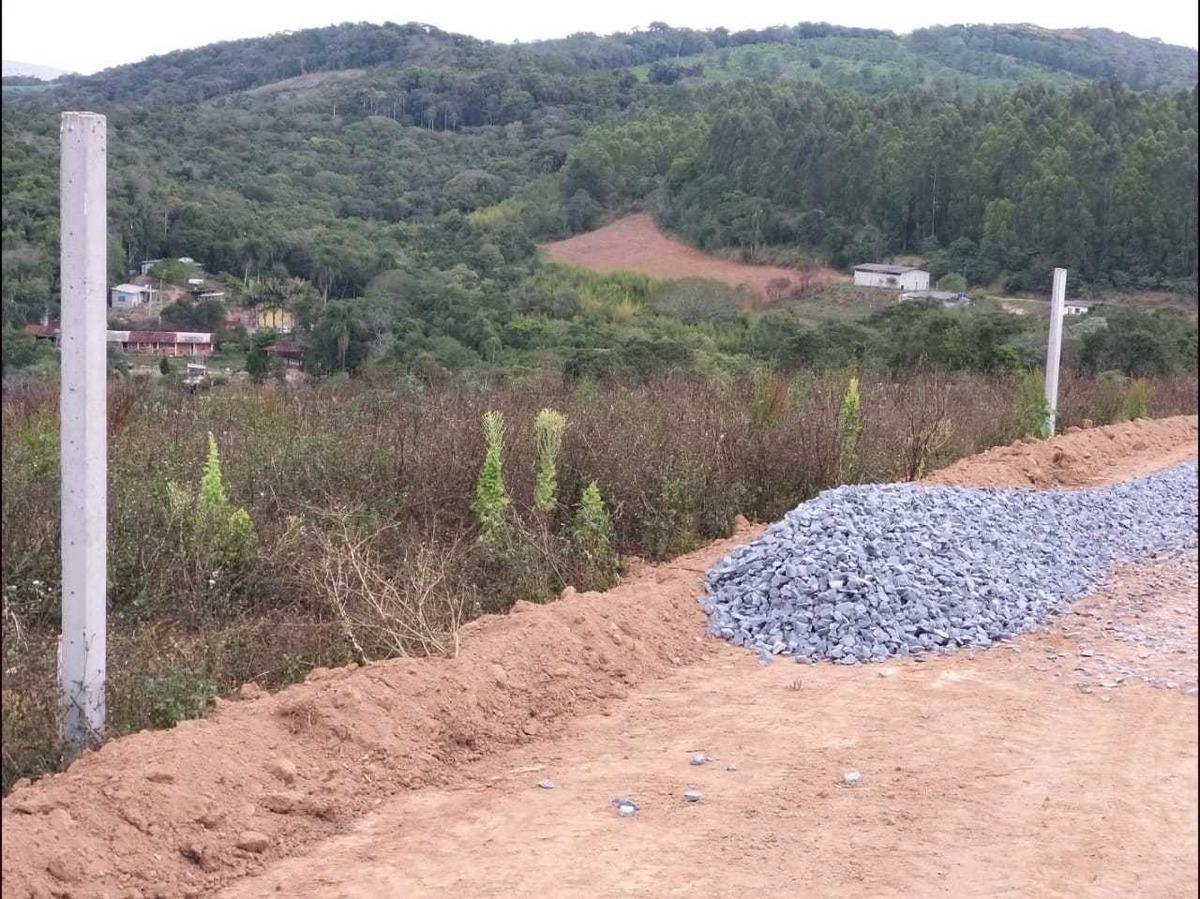 vendo lotes planos 600m² fácil acesso a rodovia em ibiuna 03