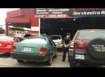 vendo lubricentro automotriz, gran oportunidad de negocio!!!
