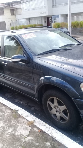 vendo lujoso mercedes ml 500