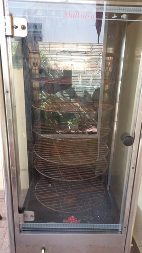vendo máquina de assar frango 1,600