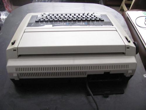 vendo maquina de escribir electrica panasonic prende p revis