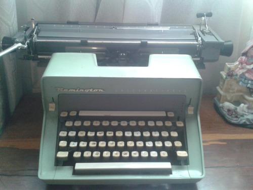 vendo máquina de escribir remington