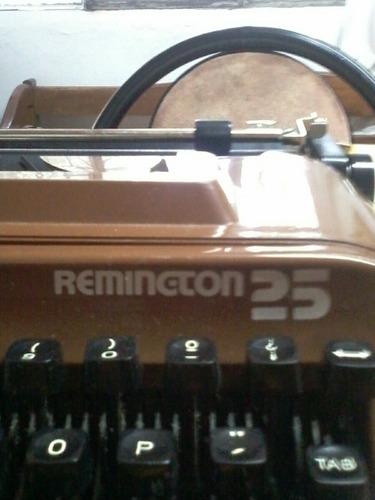 vendo maquina de escrivir remington