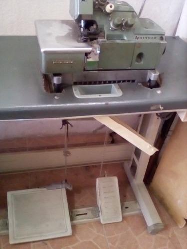 vendo máquina overlock de 5 hilos