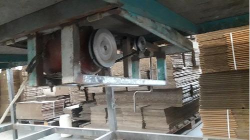 vendo maquinas para fabricas cajas corrugadas de remate