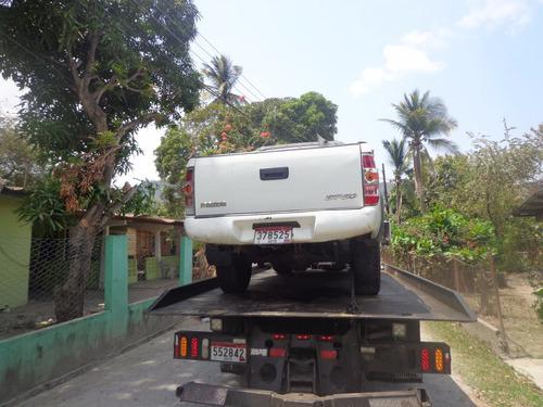 vendo mazda pick up, bt-50, año 2009, diesel por piezas