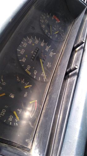 vendo mercedes benz para proyecto 1984 (no motor, no caja)