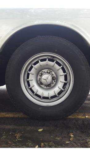 vendo mercedes diesel alta gama