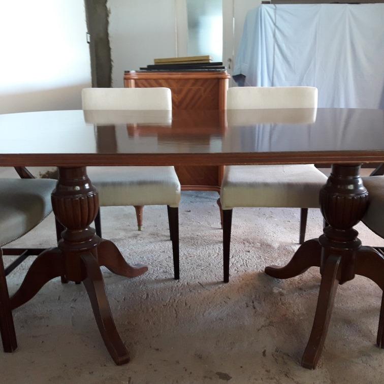 Vendo Mesa Comedor Estilo Ingles En Ciudad De Cordoba - $ 14.000,00 ...