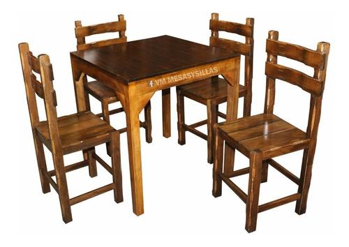 vendo mesas sillas bares para restaurantes