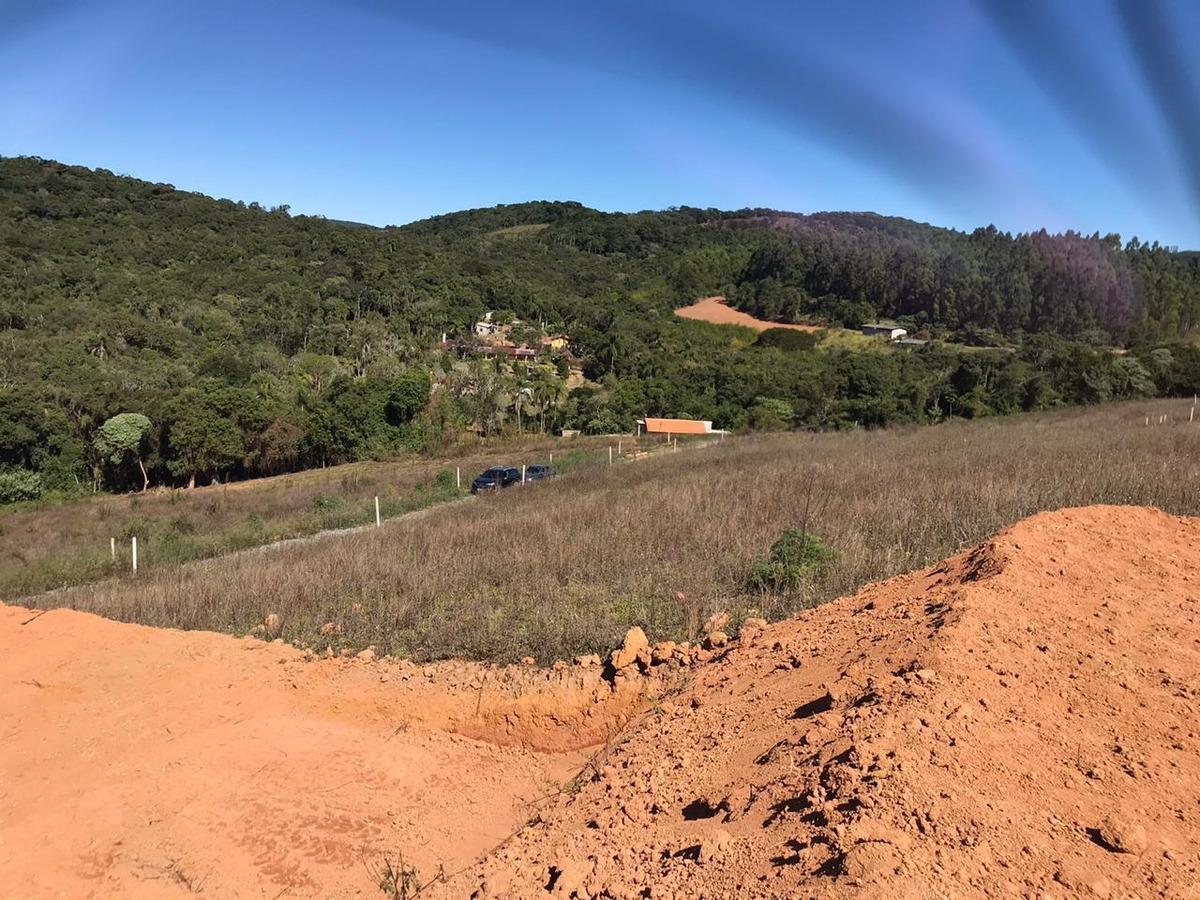 vendo meu terreno em ibiuna 600 m² demarcado e plano j