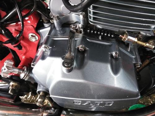 vendo mi motor cg gato 200 2018