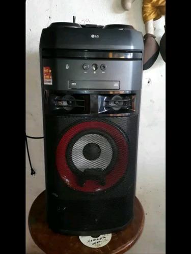 vendo mi parlante de sonido lg ok55 como nuevo
