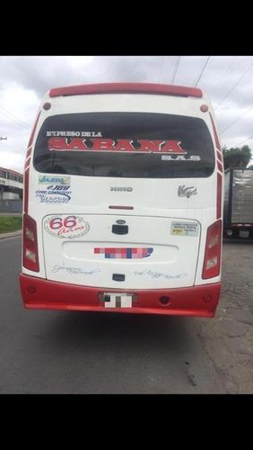 vendo microbus hino produciendo