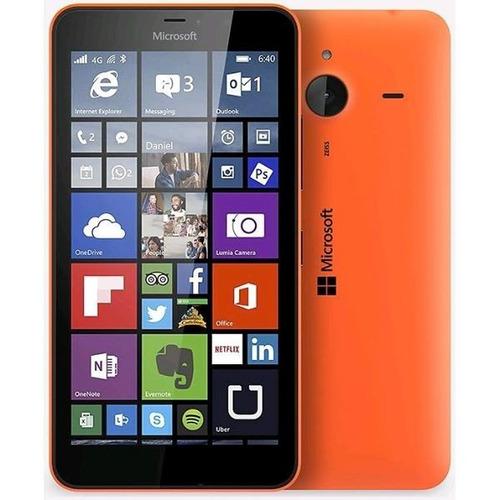 vendo microsoft lumia-640-xl liberado solo vendo no permuto.