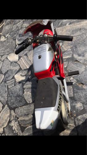 vendo mini moto eléctrica