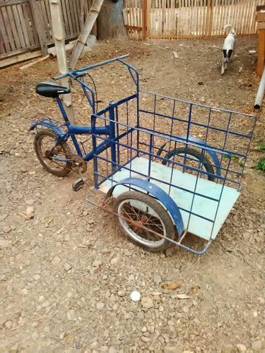 vendo mini triciclo en buen estado