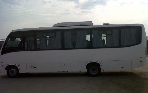 vendo minibus mercedes benz lo 915  2012 impecable