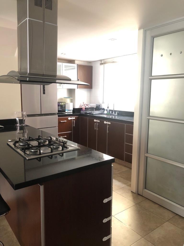 vendo moderno apartamento duplex exterior