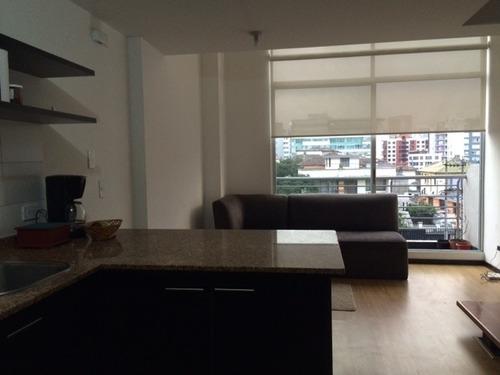 vendo moderno departamento loft, duplex. cerca  u. católica