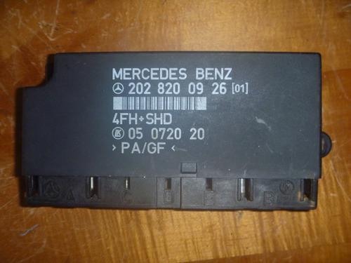 vendo modulo de mercedes benz c220, 1995, # 202 820 09 26