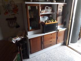 Vendo Modulo Gavetero Vitrina Cocina Mdf