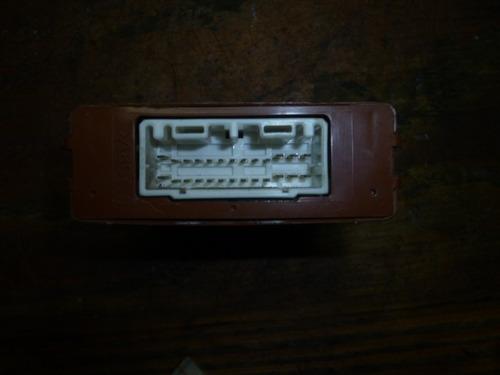vendo modulo indicador de isuzu rodeo,  2001, # 8-97302231-1