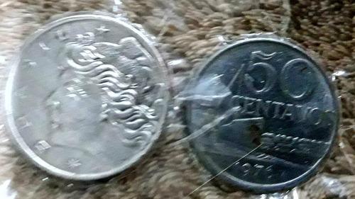 vendo moedas. raras de 1970 .