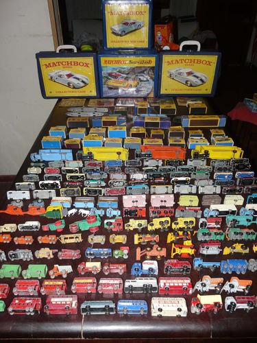 vendo moko lesney matchbox autitos antiguos de colección