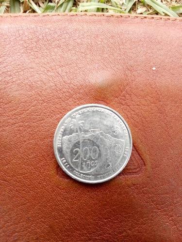 vendo moneda del bicentenario de cartagena de indias