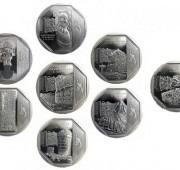 vendo monedas de coleccion de un nuevo sol