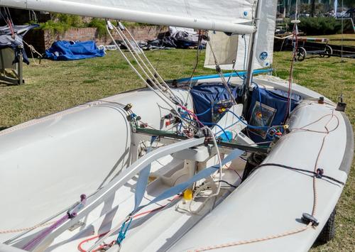 vendo monotipo - velero 470 (neozelandes)