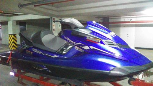 vendo moto acuática yamaha 2013