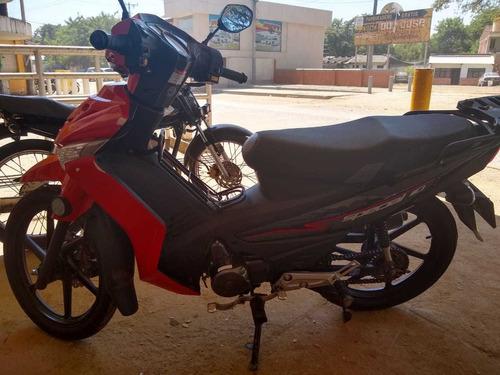 vendo moto akt 110 special, seguro hasta diciembre