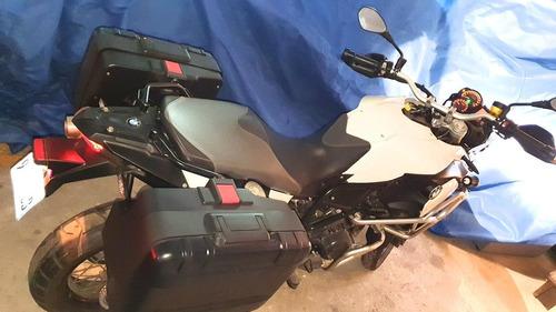 vendo moto bmw f800gs new