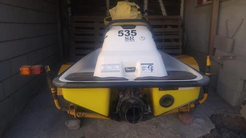 vendo moto de agua seadoo  spx 800 cc 110 hp modelo  98/99.