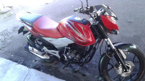 vendo moto discover 125 st modelo 2014