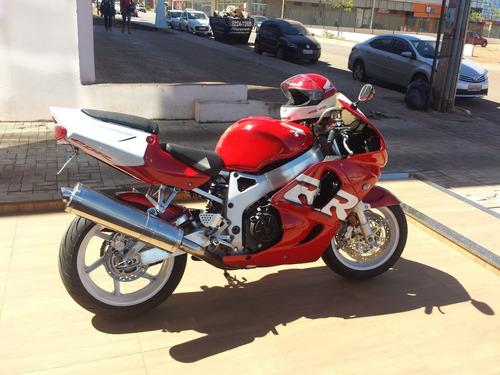 vendo moto esportiva cbr 900 rr top