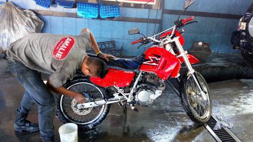 vendo moto honda xl200 2004 buen estado matricula 2019