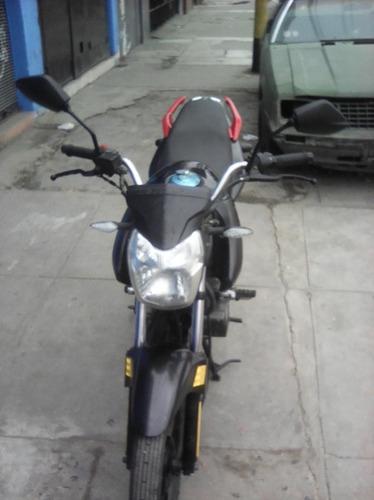 vendo moto italika  180cc