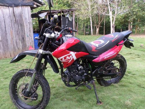 vendo moto lmx 200 tt modelo 2014