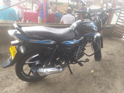 vendo moto marca discover bajaj full de motor al día en todo