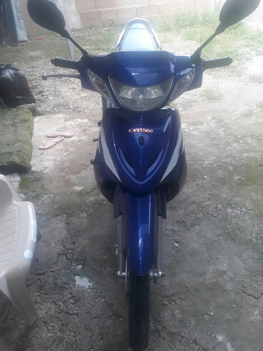 vendo moto quimco unik-110