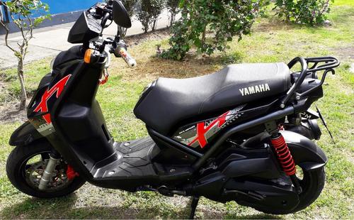 vendo moto scooter yamaha bws 125
