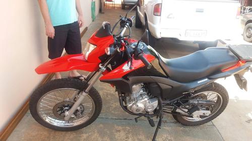 vendo moto seminova honda nrx bross 160 cc esdd