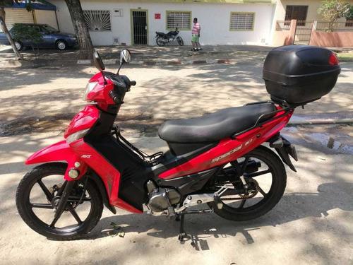 vendo moto special 110 excelente estado