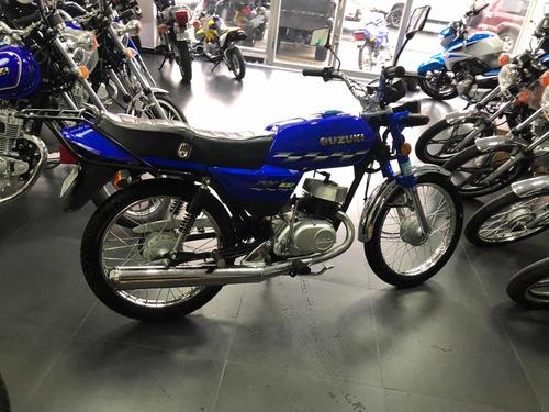 vendo moto suzuki ax 100 dos tiempos año 2019