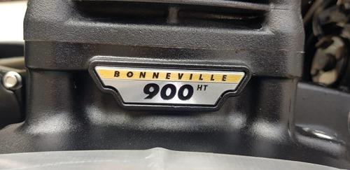vendo, moto triumph bonneville 900ht